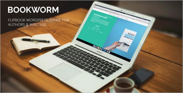 Premium Book Store WordPress Theme