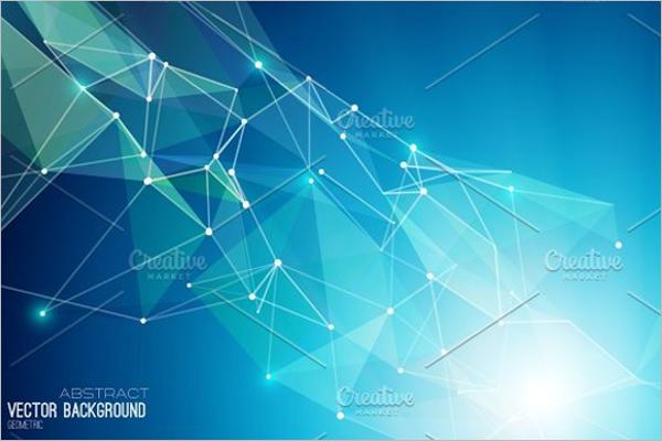 Premium Geometric Background Design