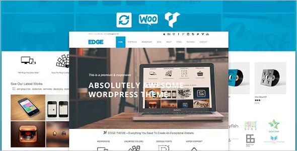 Premium WordPress Theme for Startup