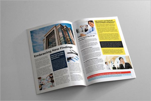 30+ Business Newsletter Templates | Free & Premium | Creative Template
