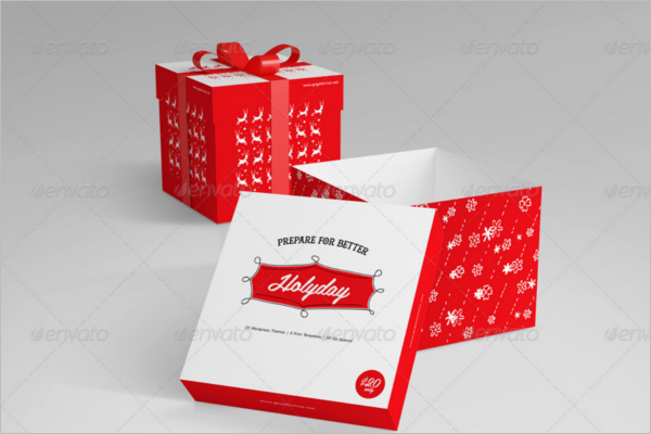 Presentation Box Design