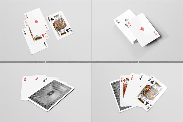 Presentation Playing Cards