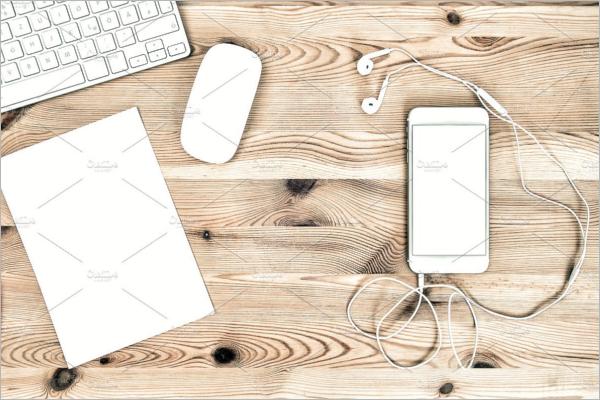 PrintableHeadphones Mockup Design