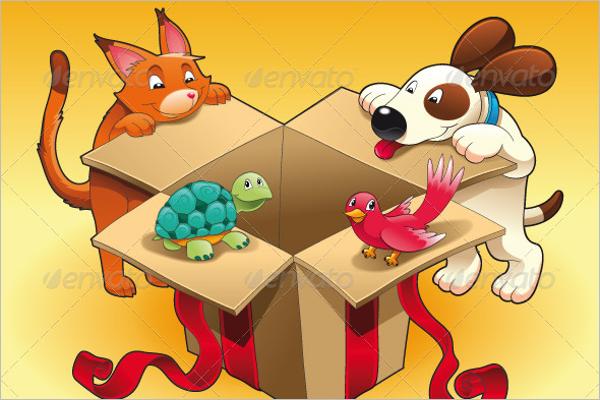 Printable Pets Birthday Party
