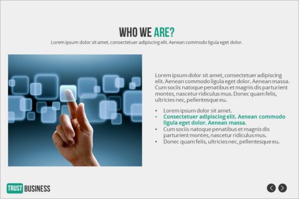 Printable PowerPoint Presentation Template