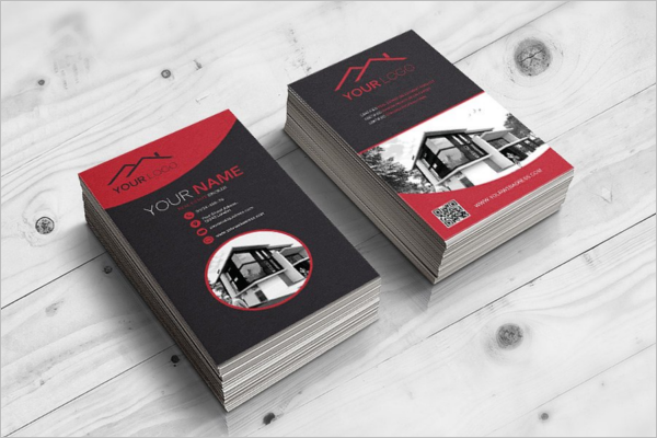 Printable Real Estate Business Cards