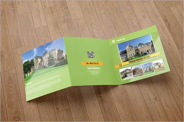 Pro Brochure Real Estate Template