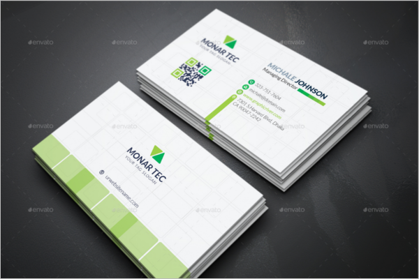 Professional Interior Business Card