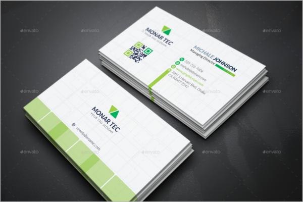 Professional Interior Business Card