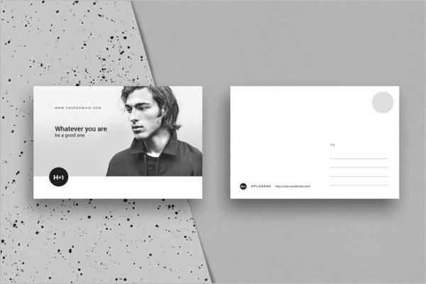 Professional Postcard Design