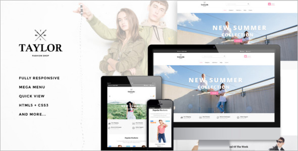 Professional Prestashop Theme
