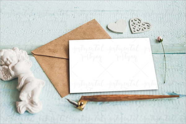 Professional Vintage Envelope Design