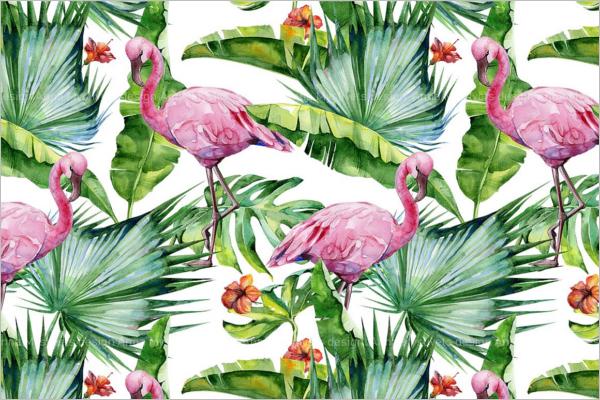 Rainforest Wildlife tropical Patterns