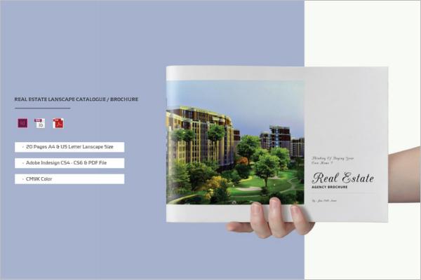 Real Estate Agency Brochure