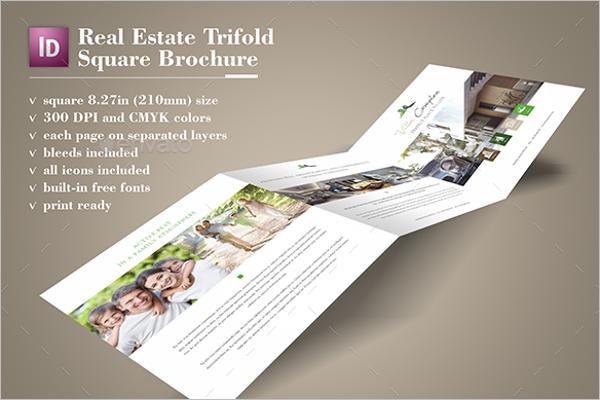 Real Estate Catlog Brochure