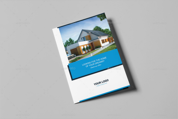 Real Estate Property Brochure