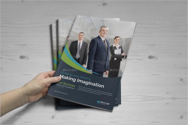 Real estate Concept Brochure Template