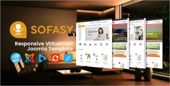 16 interior design virtuemart themes templates free for Addison interior design decoration wordpress theme nulled