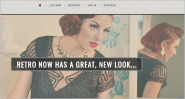 Retro WordPress Themes