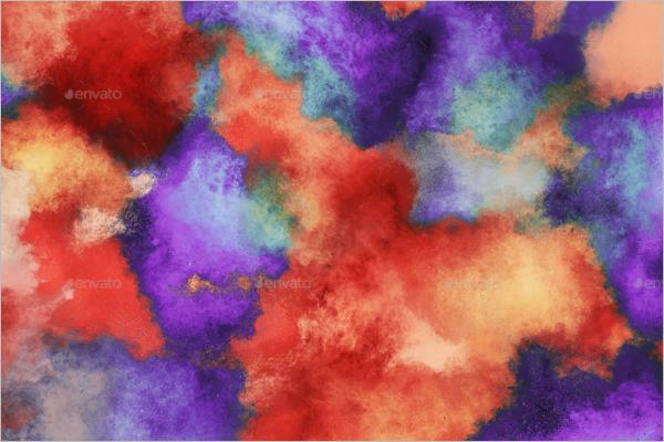 Sand Storm Background Pattern