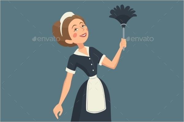 Simple Cleaning Uniform Idea