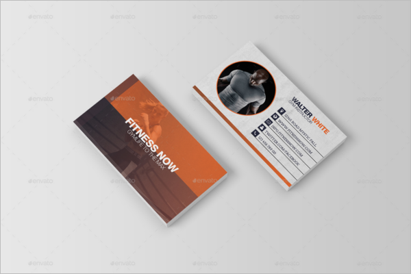59 gym business card templates free psd designs vector fitness business card template accmission Choice Image