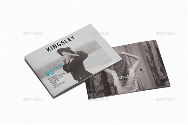 Portfolio Brochure Templates Free Premium Templates - Simple brochure templates