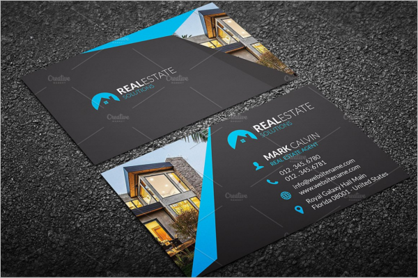 Real Estate Business Card Templates Free Premium Templates - Real estate business card template