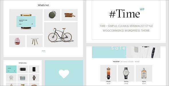 Simple WooCommerce WordPress Theme