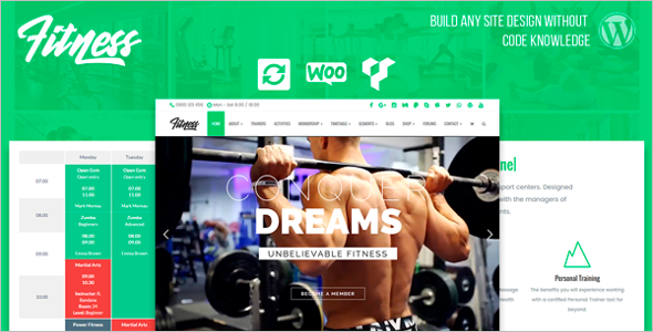 Simple Yoga WordPress Theme