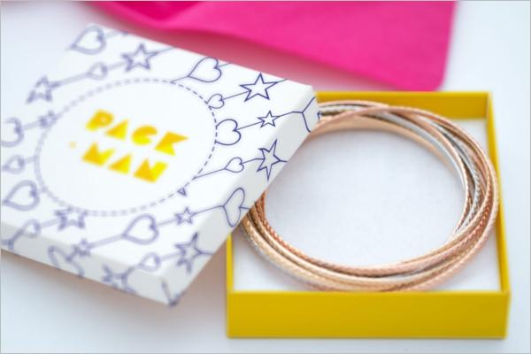 Small Gift Box Mockup Template