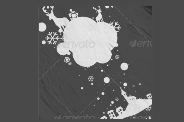Snowball Event Mockup