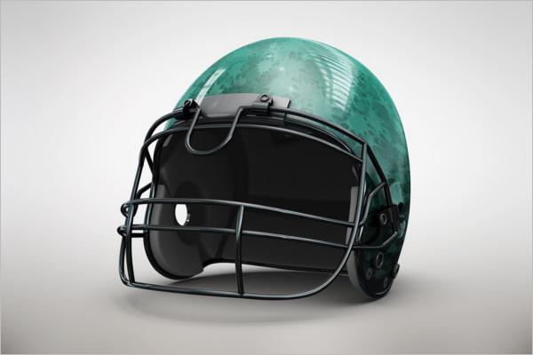 Sport Equipment Helmet MockUp
