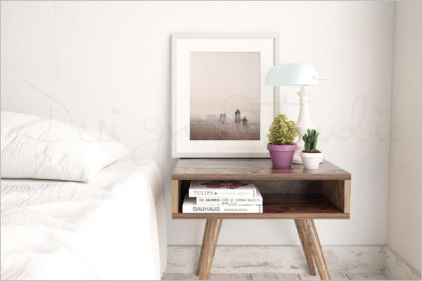 Styled Stock Photo Display Mockup