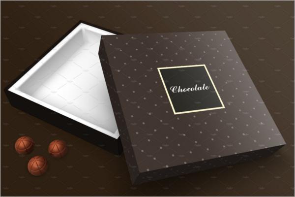 Sweet Box Mockup Design