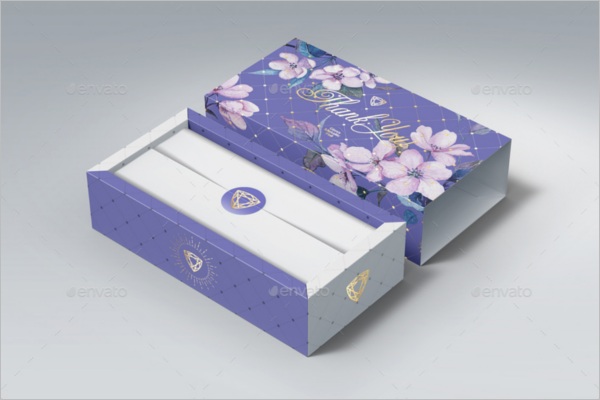 Thank You Gift Box Design