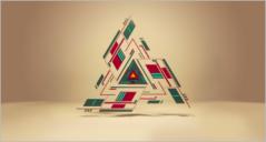Triangle Geometric Templates