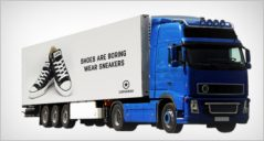 63+ Truck Mockup PSD Templates