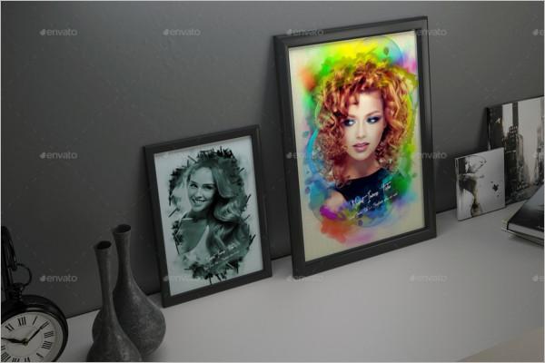 UniquePhoto Frame Design