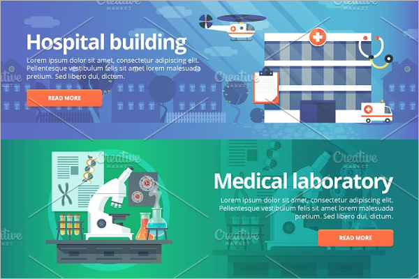 Vector Medical Healthcare Design