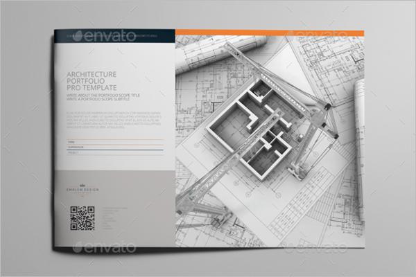 Vector Portfolio Brocher Template