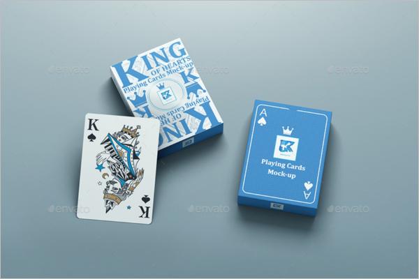 Vintage Playing Cards Design