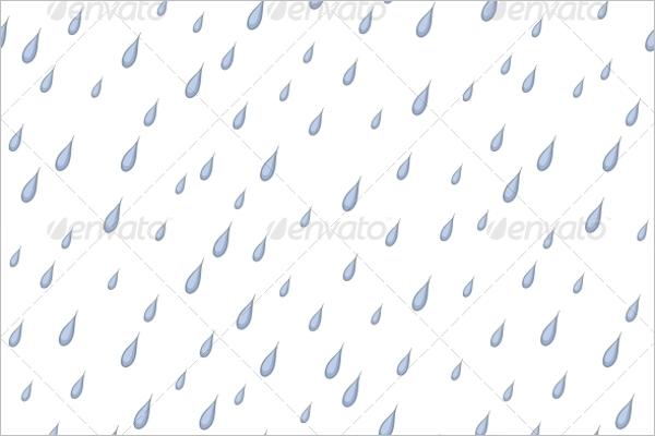Water Drops Seamless Design