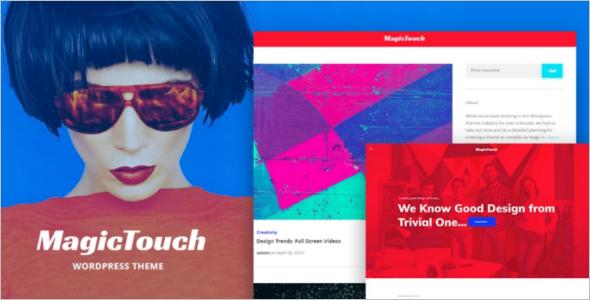 Web Design Studio WordPress Theme