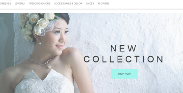Wedding Accessories PrestaShop Theme