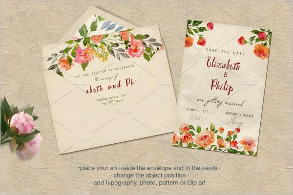 WeddingEnvelope Template