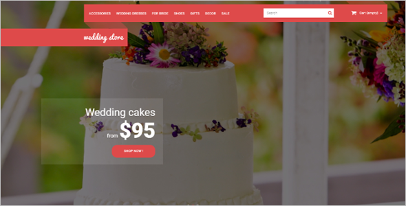 Wedding Essentials PrestaShop Theme