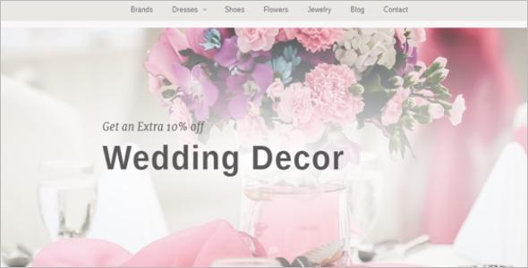 Wedding Store PrestaShop Theme