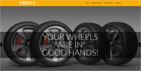 Wheels Free PrestaShop Theme