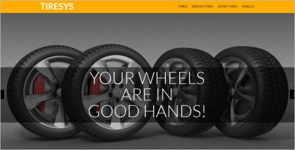 Wheels Free PrestaShop Theme
